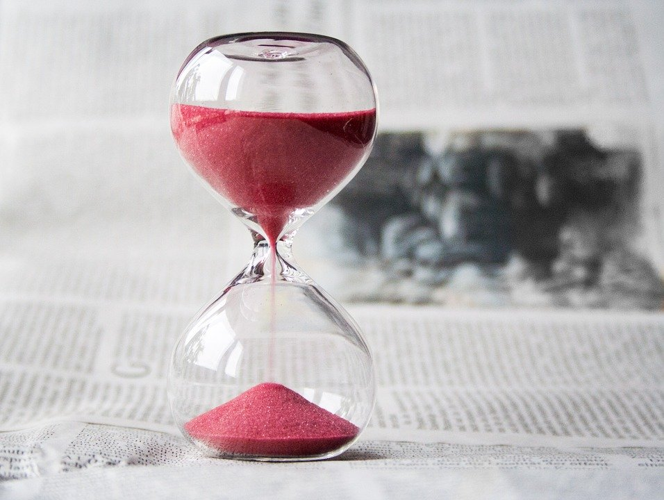 Hourglass timer for PSTN withdrawal