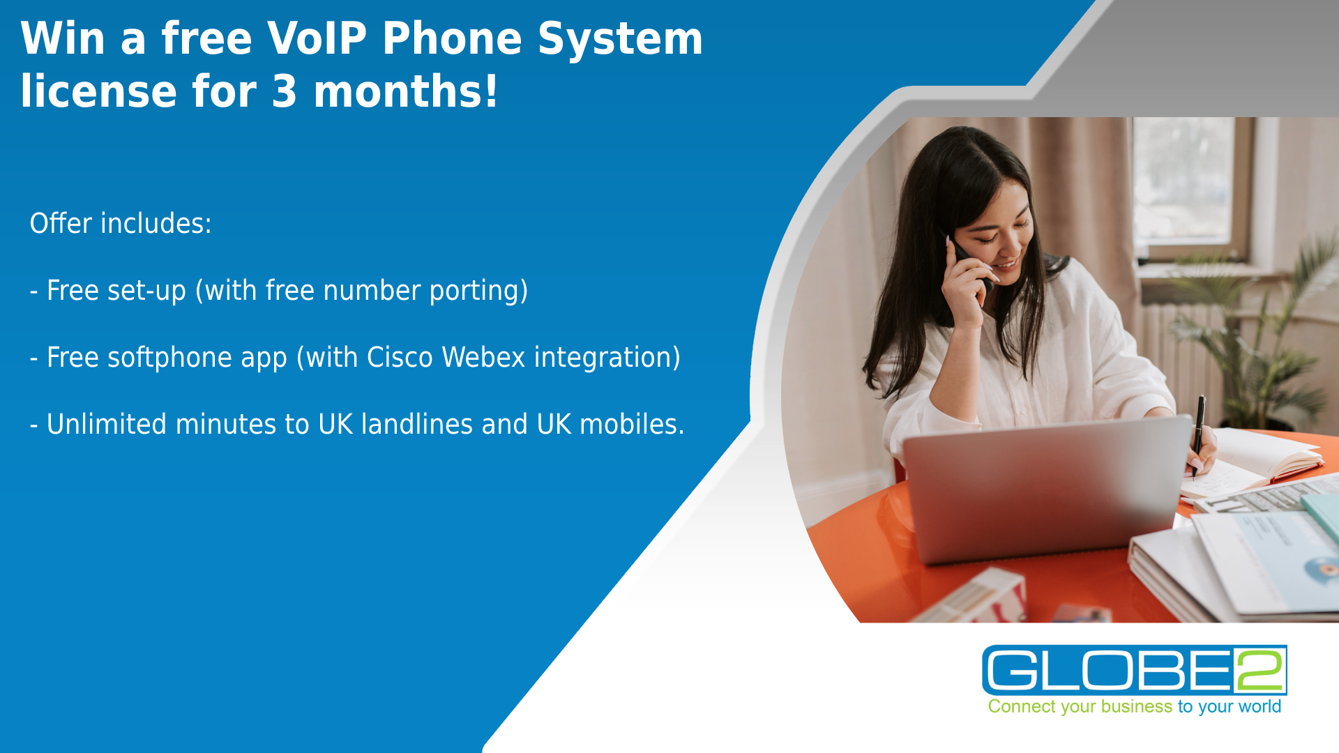 Free Cloud Phone System Licenses Giveaway